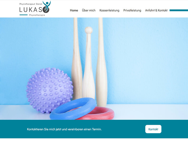 Physiotherapie Lukas, Lautertal