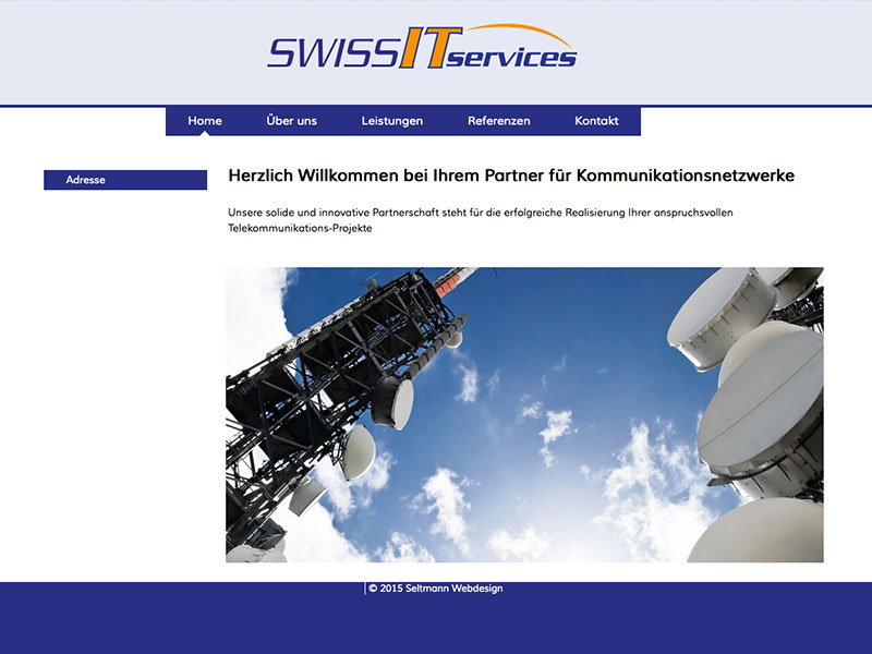 Swiss IT Services
